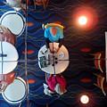 Meeting Under A Mirror by Farol Tomson