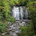 Meig Falls 7 by Maria Struss