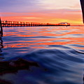 Mel Beach Red by Chris Wilson