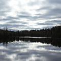 Melancholy Reflections by Debbie Oppermann