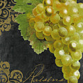Melange Green Grapes by Mindy Sommers