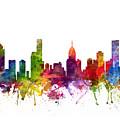 Melbourne Australia Cityscape 06 by Aged Pixel