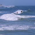 Melbourne Beach Florida Usa by Allan  Hughes