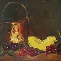 Mello Yellow by Paula Stern