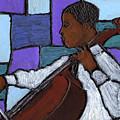 Mellow Blues by Wayne Potrafka