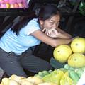 Melon Girl by Jez C Self