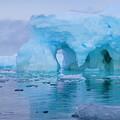 Melting Iceberg by Harry Coburn