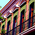 Melville Balcony By Darian Day by Mexicolors Art Photography