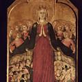 Memmi: Madonna In Heaven by Granger