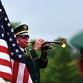 Memorial Day Last Post by James Brunker
