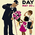 Memorial Day Poster Wpa by Joy McKenzie