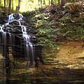 Memorial Falls by Gunther Schabestiel