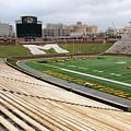 Memorial Stadium by Steve Stuller