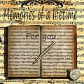 Memories 5 by Sonia Ferentinou