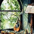 Memories And Music by Hanne Lore Koehler
