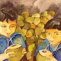 Memories by Namitaa Pradeep