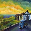 Memories Neath A Yellow Sky by Retta Stephenson