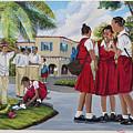 Memories Of High School by Gary 'TAS' Thomas