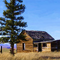 Memories Of Montana by Susan Kinney