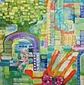 Memory Garden by Donna Howard
