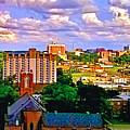 Memphis Church by Gary Clem