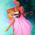 Memphis Minnie by Kay Robinson