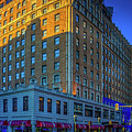 Memphis Peabody Hotel by Barry Jones
