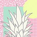 Memphis Pineapple Top by Ultra Pop