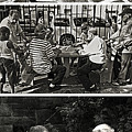 Men At Play by Madeline Ellis