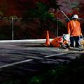Men At Work II by Duke  Windsor