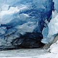Mendenhall Glacier Face by Cathy Mahnke
