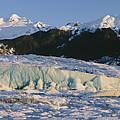 Mendenhall Glacier by John Hyde - Printscapes