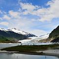 Mendenhall Glacier by Keith Gondron