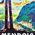 Mendola, Italy, Landscape by Long Shot