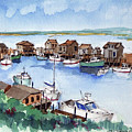 Menemsha Safe Haven by John Crowther