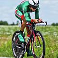 Mens Individual Time Trial No 5 by Brian Carson