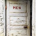 Men's Room by Marilyn Hunt