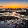 Meols Sunset by Peter OReilly