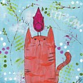 Meow Song by Sandy Burch