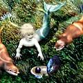 Merbaby's Treasures by Patricia Banks