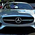 Mercedes-benz Amg Gt S by Craig Wood