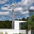 Mercedes - Benz Plant by Mountain Dreams