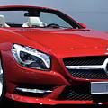 Mercedes Benz Sl by Ronald Grogan
