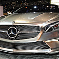 Mercedes Benz Style Coupe Concept Number 1 by Alan Look