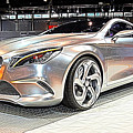 Mercedes Benz Style Coupe Concept Number 2 by Alan Look