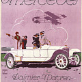 Mercedes Daimler C. 1910 by Daniel Hagerman