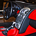 Mercedes Slr Concept Car Interior by Alan Look