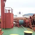 Merchant Vessel Deck by Alan Espasandin