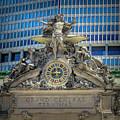 Mercury At Grand Central Terminal by Susan Lafleur
