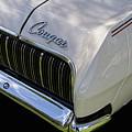 Mercury Cougar Xr7 Emblem by Nick Gray